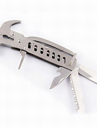 Fashion Stainless Steel Plier/Scissors/Knives/Hammers Folding Multitools Camping/Outdoor