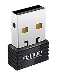 EDUP EP-8531 Mini USB 2.0 150Mbps 802.11 b/g/n Wi-Fi Wireless Network Nano Adapter
