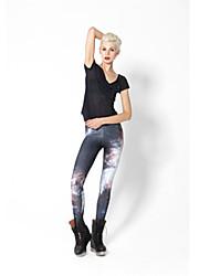 Women's Print Legging Yoga Pants