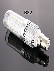 B22 8W 42 SMD 5730 800 LM Cool White T LED Corn Lights AC 85-265 V
