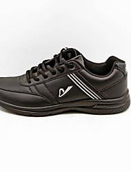 YWQI Running Men's Shoes  Black/Brown/White