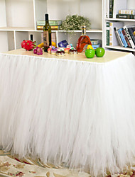 Wedding Decoration Pack of 80*91.5cm ] Non-personalized Organza