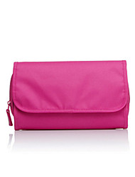 Women 's Canvas Casual Cosmetic Bag - Multi-color
