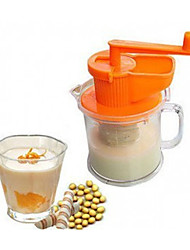 Manual SoyBean Press Juicer Bean Squeezer Juice Extractor Machine