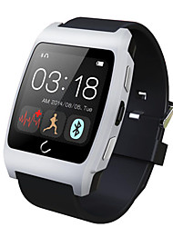 Lincass UX Heart Rate Monitorring Smart Watch Compatible With IOS & Android Bluetooth Smart Watch NFC Uwatch
