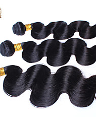 3Pcs/Lot 12-26 inch Unprocessed Peruvian Remy Virgin Hair Body Wave Human Hair Weaves Body Wave Hair Extensions