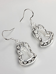 Hot Selling Products S925 Silver Plated Drop Earring Christmas Gift Jewelry Earring Gift for lovers