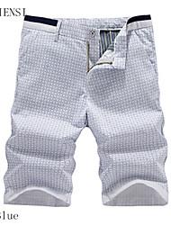 o novo verão cinco calças magros
