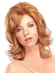European and American Ppopular High Quality Fashion Color Curly  Hair Wigs