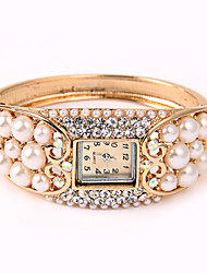 Women's Watch Pearl Set Auger Fashion Jewellery Cool Watches Unique Watches
