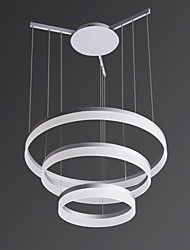 Pendant Lights LED Modern/Contemporary Living Room/Bedroom/Dining Room/Study Room/Office/Game Room Metal
