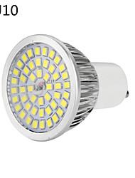 8W E14 / GU10 / GU5.3(MR16) / E26/E27 Faretti LED 48 SMD 2835 720 lm Bianco caldo / Luce fredda AC 85-265 V 1 pezzo
