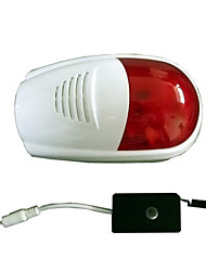 Wireless Outdoor Siren Strobe Sirena Alarma For Burglar Security Alarm System