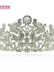 Neoglory Jewelry Big Crowns Luxury Tiaras Bridal Wedding Headpiece Womens Hair Accessories Party Hair Jewelry Hot Sale