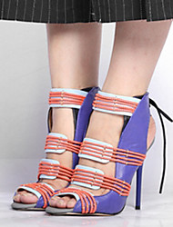 Women's Shoes Stiletto Heel Peep Toe Slingback  Sandals Wedding/Party/Dress More Colors Available