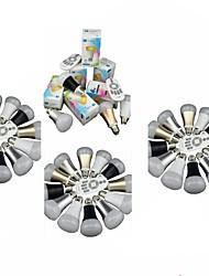 6W E26/E27 Lâmpada Redonda LED SMD 5730 1000 LM lm Branco Quente / Branco Frio / Branco NaturalRegulável / Controle Remoto / Decorativa /