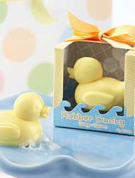 presentes de casamento de sabão novidade borracha patinho banho de bolha de sabão do bebê chuveiro partido