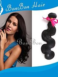 Tecelagem peruana cabelo 3pcs onda corpo humano