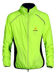 WOLFBIKE® Cycling Jacket Women's / Men's / Unisex Long Sleeve Bike Breathable / Thermal / Warm / Windproof / Lightweight MaterialsJacket