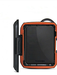 HANDOU Nomad Rugged Protective Bag Case Cover For Toshiba A2 B1 USB3.0 Portable Hard Drive