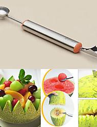 melón multifuncional y talla herramienta para bandejas de fruta