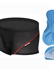 REALTOO® Cycling Under Shorts Men's Breathable / 3D Pad Bike Underwear Shorts/Under Shorts / Padded Shorts/ChamoisNylon / Elastane /