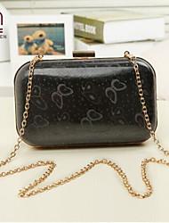 Handcee® Hot Selling Fashion Woman PU Butterfly Pattern Clutch Bag