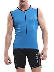 Men's  Quality Quick Dry Sweat Free Durable Cycling Vest Suit