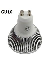 5W GU10 / GU5.3(MR16) LED Spotlight 1 COB 400-450 lm Warm White / Cool White / Natural White AC 85-265 V