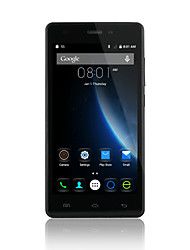 "DOOGEE DOOGEE X5 5.0 "" Android 5.1 Smartphone 3G (Due SIM Quad Core 8 MP 1GB + 8 GB Nero / Bianco)"