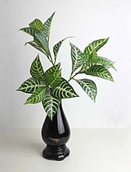 "18.5"" High Quality Long Branch Artificial Plant  Epipremnum Aureum Set of 1"