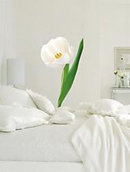 parede adesivos de parede de estilo flor decalques de parede criativo pvc adesivos