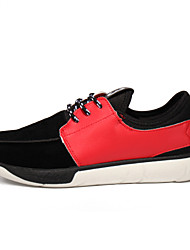 Men's Running/Fitness & Cross Training/Track & Field Shoes Canvas Black/Red/White