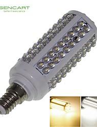 8W E14 / GU10 / G24 / E26/E27 Bombillas LED de Mazorca T 120 LED de Alta Potencia 800-900 lm Blanco Cálido / Blanco Fresco DecorativaAC