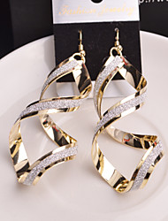 MeiLi Fashion As Picture Alloy (Earrings) A Variety Of Color(1 Pair)