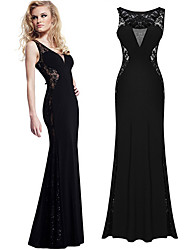 YMS  Women's Dresses , Lace Vintage/Sexy/Bodycon/Casual/Lace/Party YMS