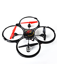 lh-x4c 2,4 g de 4 canais quad UAV drones ufo rc Quadrotor com 2mp / 0.3MP câmera rtf