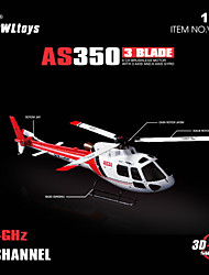 RC Helicopter - WL TOYS - V931 - 6 Canales - con No