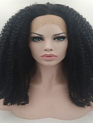 100% Unprocessed Brazilian Virgin Hair Kinky Curly Glueless Full Lace Human Hair Wigs For Black Women