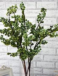 """28.3 """"plantes artificielles h haute qualité de décoration 2 pcs"""