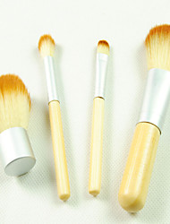 4Pcs Makeup Brushes Professional Cosmetic Make Up Brush Set