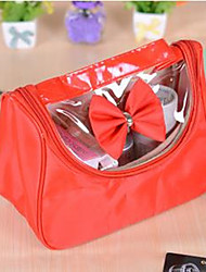 Fashion Visual Hand Carry Makeup Bag Color Random