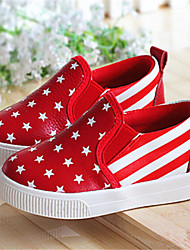 Baby Shoes Casual Leather Fashion Sneakers Blue/Red/White