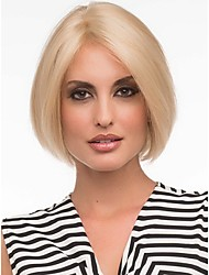 Latest Fashion BOB Short straight Blonde Women's Synthetic wig