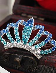 Flower Girl's Rhinestone/Alloy Headpiece - Party/Casual Sweet Tiaras 1 Piece