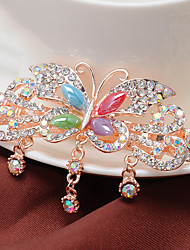 Women Rhinestone/Alloy Headpiece - Special Occasion/Casual Classical  Tassels Barrette