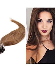 "18 ""30"" brasilianisches reines Haar vor-verbundenes Stockhaar i Spitze Haarverlängerungen natürliche Haarverlängerungen in Aktien"