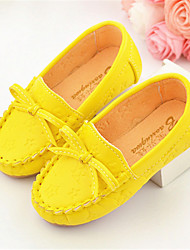 Baby Shoes Casual  Loafers Yellow/Pink/White