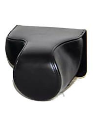 dengpin® пу кожаный чехол для камеры сумка крышка с плечевым ремнем для Canon PowerShot g3 х (ассорти цветов)