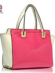 Handcee® Fashion and Popular Good Quality PU Plain Lady Shoulder Bag